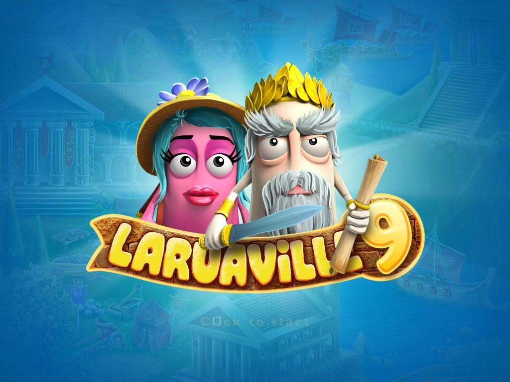 Ларуавиль 9 | Laruaville 9 (En)