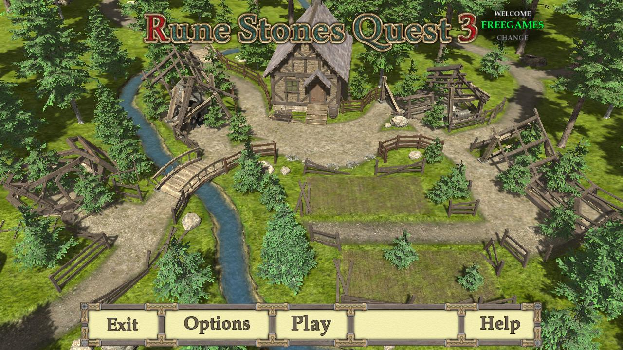 Rune Stones Quest 3 (En)