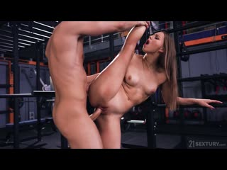 Mia split sexy workout session porno, all sex gym blowjob doggystyle missionary cowgirl russian, porn, порно
