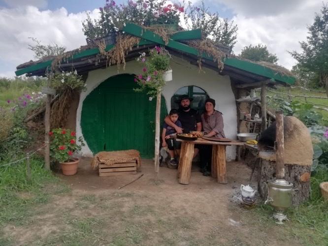 Видеосъемки вкусных блюд, приготовленных семьей Рамихановых, проживающих в селе...