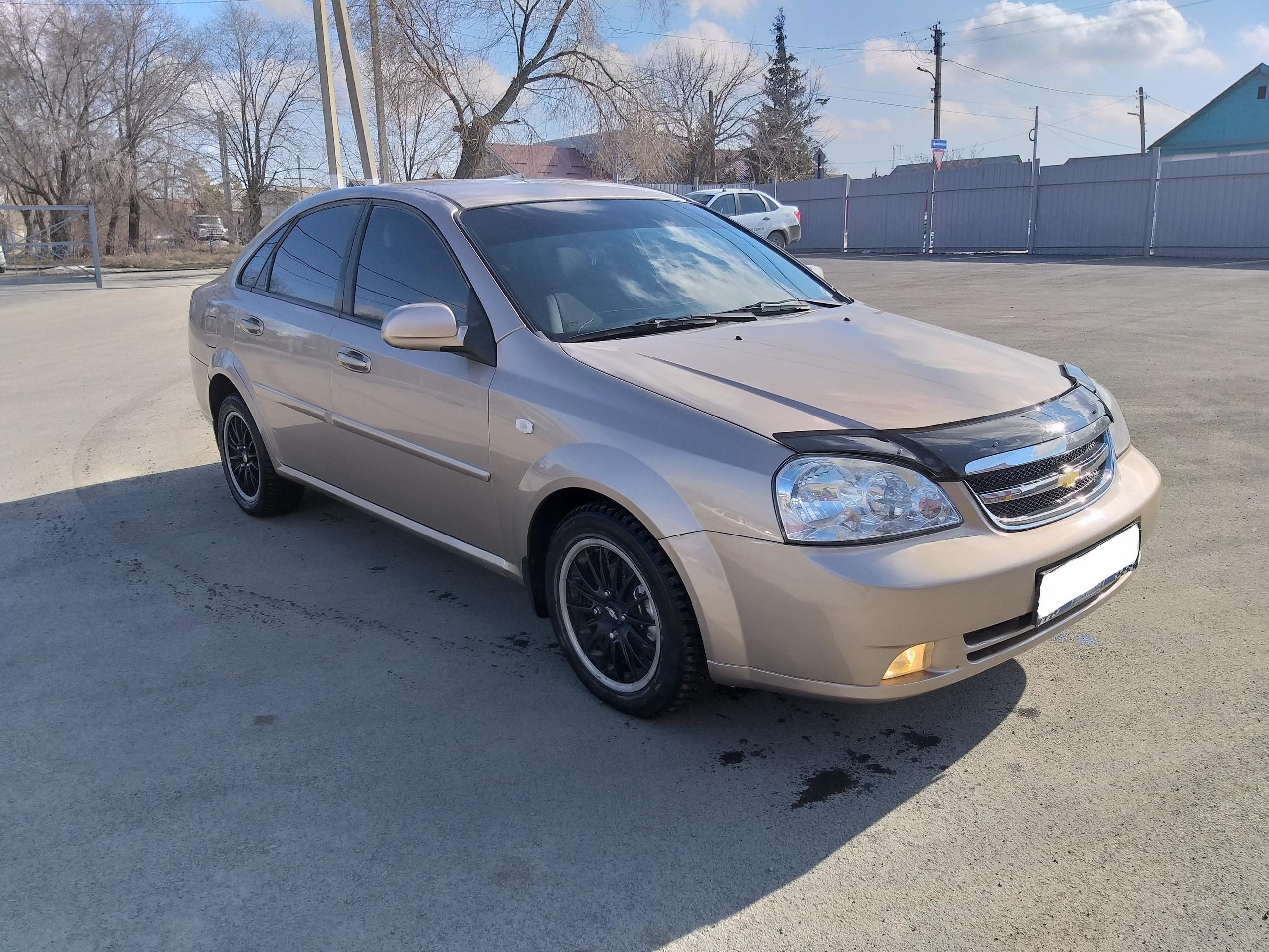 ПРОДАМ!!!!Chevrolet Lacetti!!!! 2008 года БОГАТАЯ | Объявления Орска и Новотроицка №3006