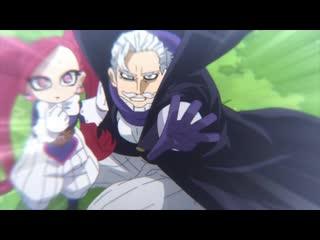 Boku no hero academia 4| моя геройская академия 4 превью 22 серии.