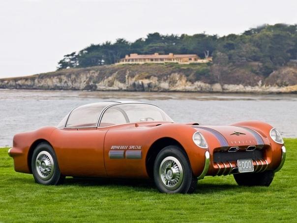 Шоу-кар Pontiac Bonneville Special