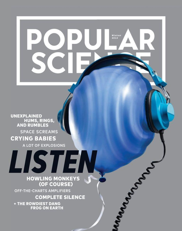Popular Science USA - October/November 2019