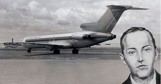 ДЭН КУПЕР ИЛИ САМОЕ ТАИНСТВЕННОЕ ПРЕСТУПЛЕНИЕ XX ВЕКА Дэн Купер (Dan Cooper) до сих пор неизвестный мужчина, угнавший 24 ноября 1971 года самолёт Boeing 727 в воздушном пространстве США между