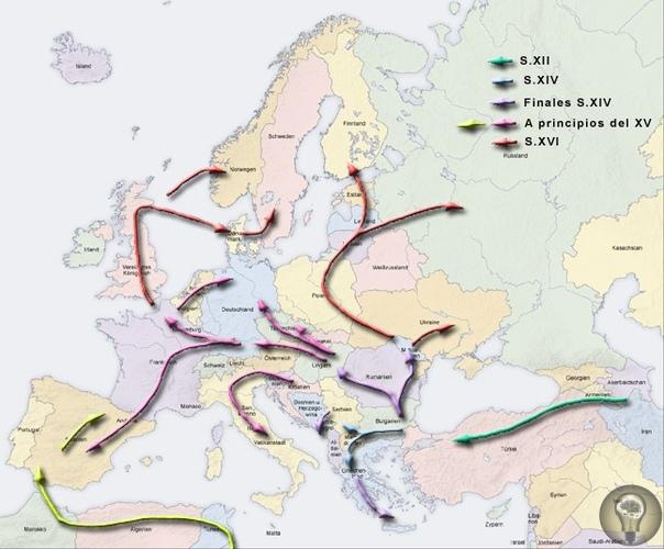 Цыгане: вечные странники Цыгане появились в Европе в 15 веке. Их происхождение окутано легендами, а история полна примеров дискриминации и геноцида. Назойливые попрошайки, мистические гадалки,