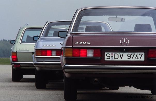 Mercedes-Benz S123: сарай, который смог Автор статьи TrunMoneys Источник - В 1977 году дебют первого заводского универсала Mercedes-Benz можно было сравнить с шоком, который пару лет назад