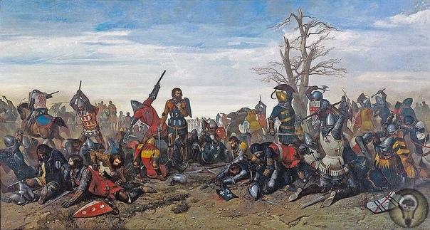 БОЙ ТРИДЦАТИ: ЛЕГЕНДАРНАЯ БИТВА СТОЛЕТНЕЙ ВОЙНЫ. В марте 1351 года в Бретани, ставшей ареной Столетней войны между Англией и Францией, состоялось сражение, которое произвело огромное впечатление