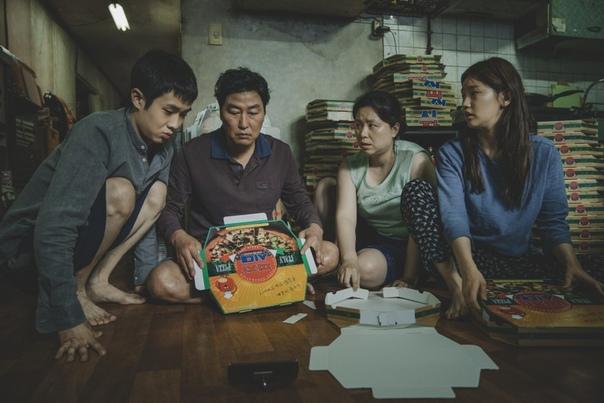 «Паразиты»  первый фильм на иностранном языке в истории «Оскара», забравший главную награду