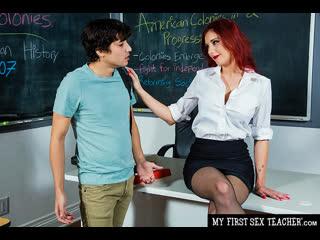 Naughty america my first sex teacher / lilian stone & ricky spanish