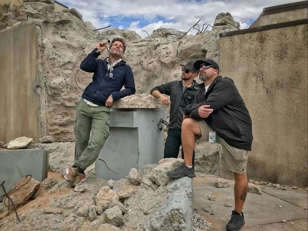 Зак Снайдер завершил съемки зомби-боевика «Армия мертвецов»