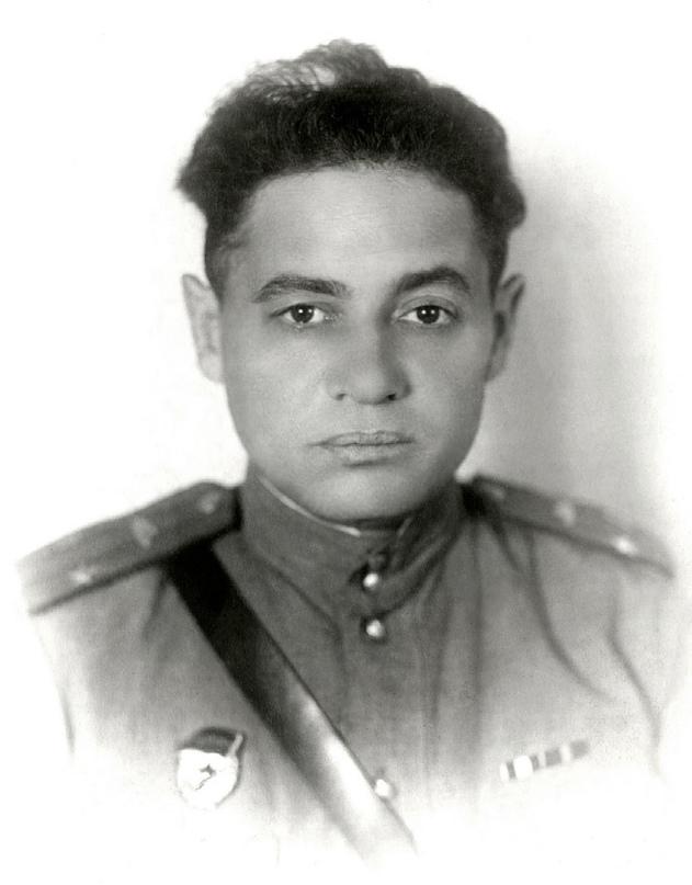 31 июля 1944 года погиб заместитель командира 64-го гвардейского отдельного танк...