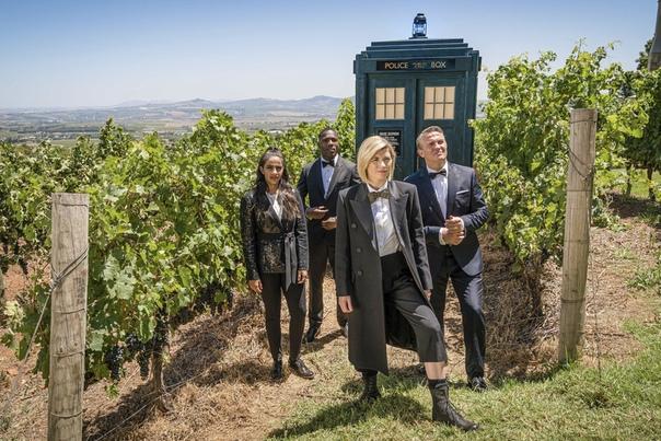 Премьера нового сезона «Доктора Кто» состоится на BBC 1 января