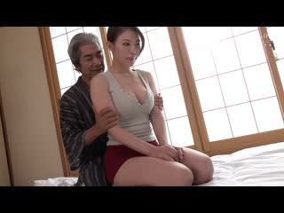 Rinne toka a horny father-in-law who was bored after retiring likes to fuck with his daughter-in-law