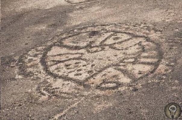 Таинственные геоглифы Ближнего Востока О таинственных геоглифах, расположенных в пустыне Наска, знают многие. Исследователи и ученые из разных стран мира уже несколько десятилетий пытаются