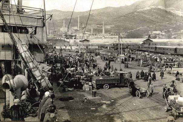 БЕЛЫЙ КРЫМ. 1920 ГОД