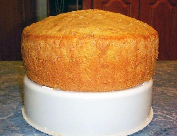 Бисквит простой на лимонадеИнгредиенты:-Яйца - 4...