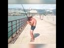 Рыбак на «автомате» - полусонный мужчина пытался выудить рыбу в Новороссийске