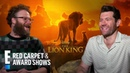 "Seth Rogen Billy Eichner To Meet Royals at ""Lion King"" U.K. Premiere 