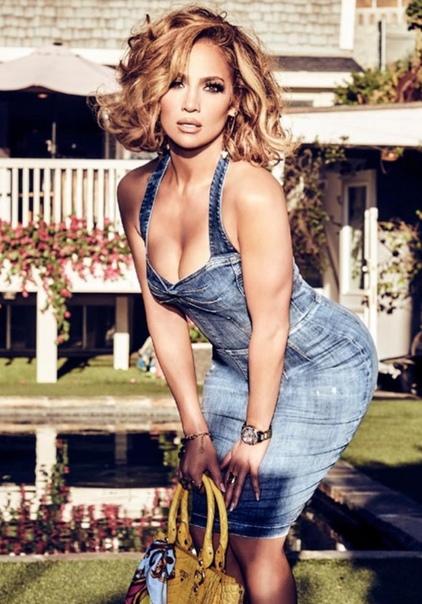 Jennifer Lopez for Guess