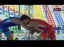 VII Спортивные игры народов Якутии. 61кг, за бронзу, Эспек Виталий - Семенов Александр