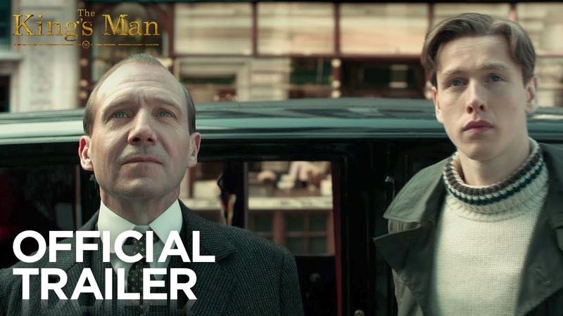 The King's Man | Official Teaser Trailer [HD] | 20th Century FOX