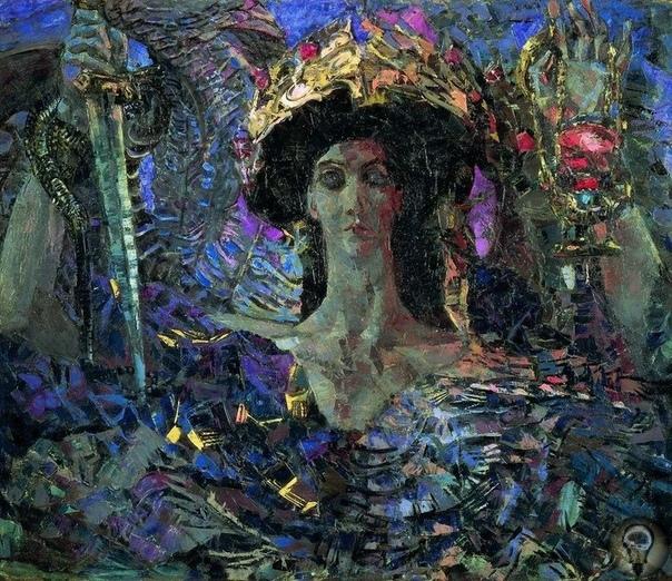 Мистика в жизни художника М. А. Врубеля.