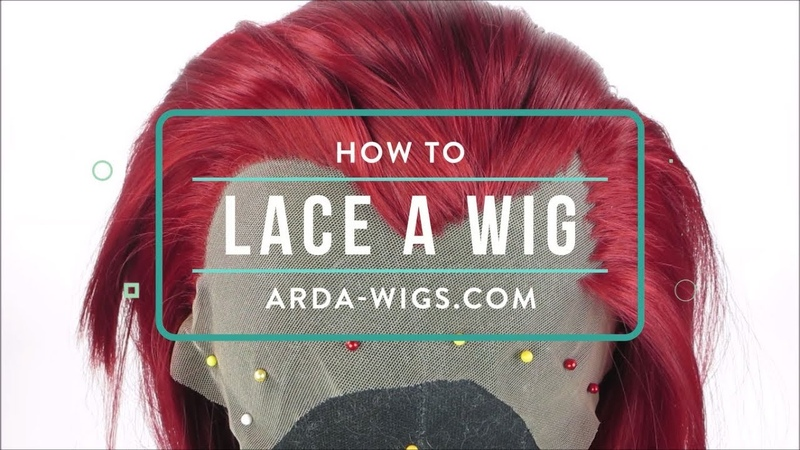 How to Lace a Wig