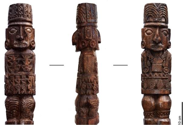 Ученые раскрыли секреты идола древних инков