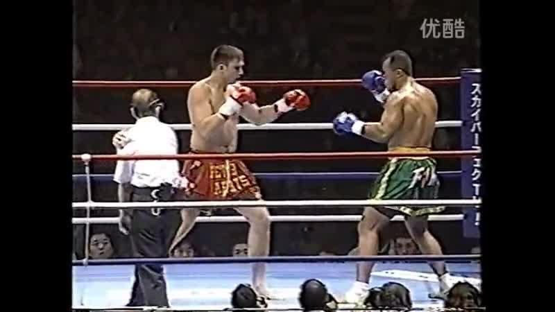 06 1998 07 18 Francisco Filho vs Peter Aerts K 1 Dream 98