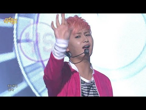 Heo Young-saeng(ComeBack Stage) - The art of seduction, 허영생(컴백 무대) - 작업의 정석