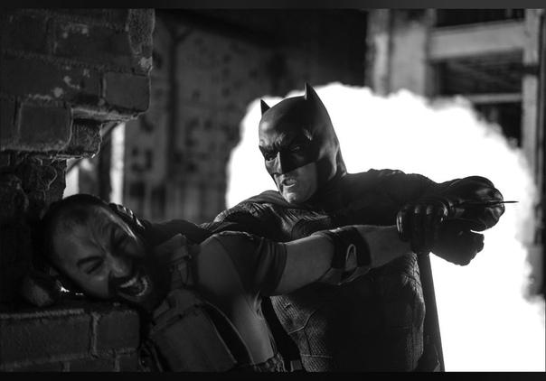 Бэтмен в действии на кадре очередной удаленной сцены «Лиги справедливости» Когда там уже Снайдер-кат