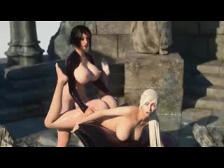 3d shemale fuck girl cartoon porno futa hentai