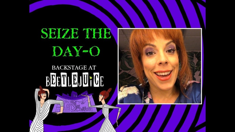 Episode 2: Seize the Day-O: Backstage at BEETLEJUICE with Leslie Kritzer