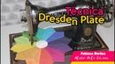 Técnica do Dresden Plate