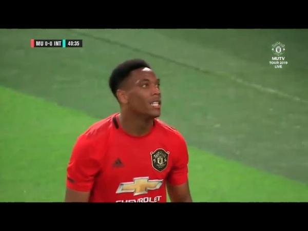 Манчестер Юнайтед 1-0 Интер. Обзор матча