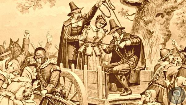 Салемские ведьмы: идет охота «Охота на ведьм» эти слова мы обычно употребляем в переносном смысле. А еще несколько столетий назад люди действительно вели на них охоту. И не безуспешную. Сегодня