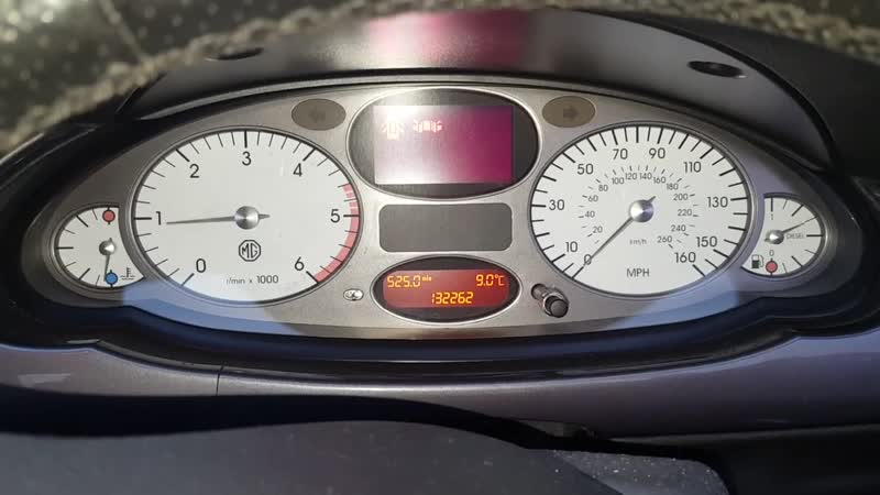 Rover 75 двигатель 204d2