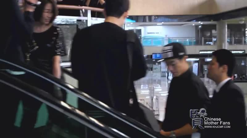 2013.09.14-15 Kim Hyun Joong 김현중 金浦机场