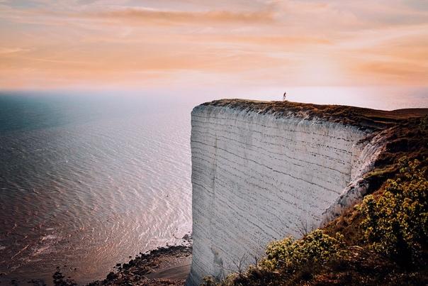 Край света Мыс Бичи-Хед, Англия