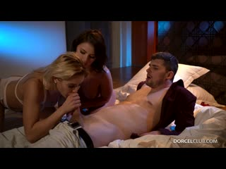 [DorcelClub.com] Adriana Chechik  Cherry Kiss (from Paris with love) [All Sex Hardcore Threesome]
