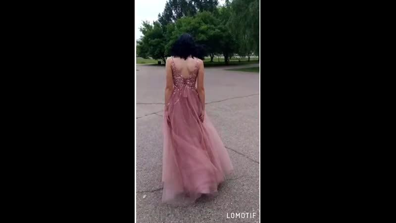 Mirel_dress. Платье на выпускной