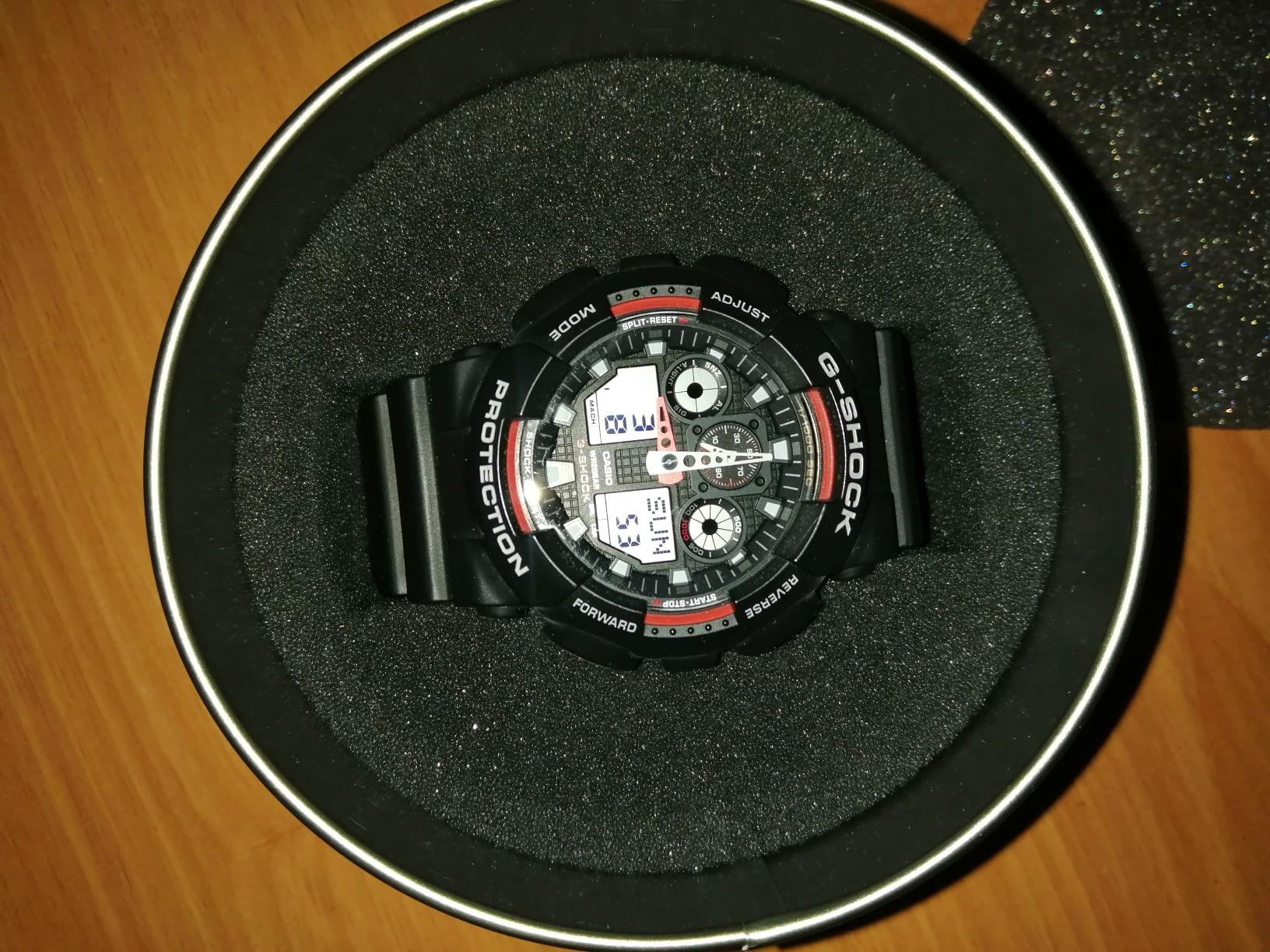 Купить срочно мужские часы G-SHOCK. Цена: 5 | Объявления Орска и Новотроицка №3053