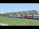 Train Simulator 2019 Маршрут Москва Рязань для TS2019 Вторая часть
