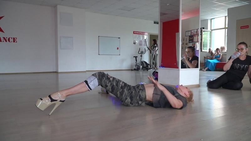 Just Heels Project - Strip\highheels Battle by Oksana Belyakova
