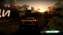 Ridge Racer Unbounded 4 Old Town 4 Выжженная земля гонка Шиндо