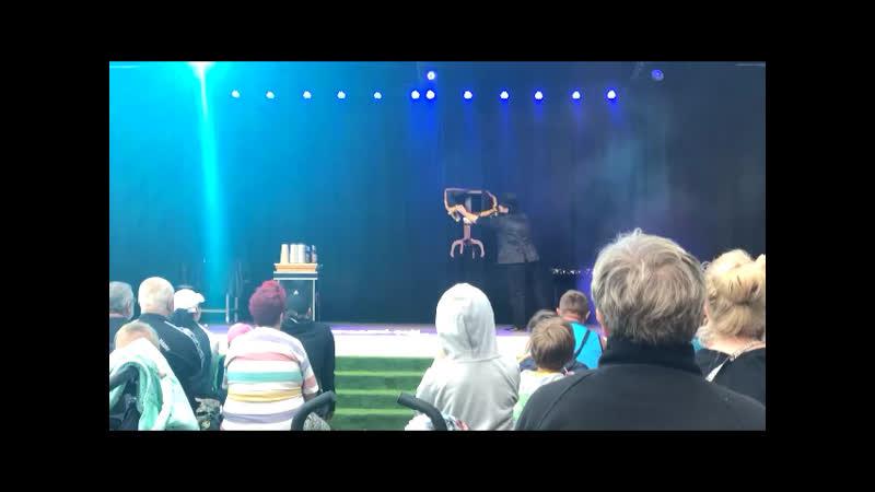 Magic Show w Rewalu! Polska.