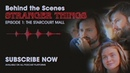 Behind The Scenes Stranger Things Podcast Ep. 1 - The Starcourt Mall Netflix