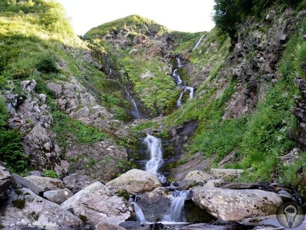 Пещеры, водопады и ущелья возле Адлера