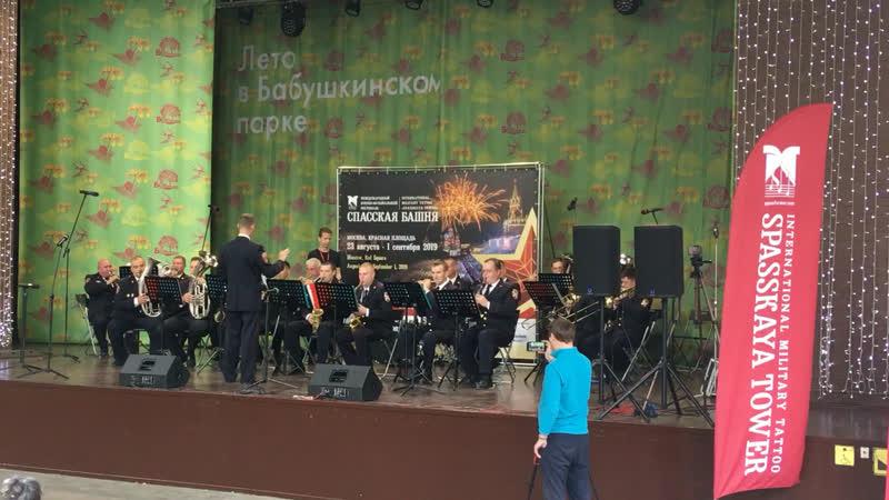 Москва Звонят колокола О Газманов Бабушкинский парк 20 07 19